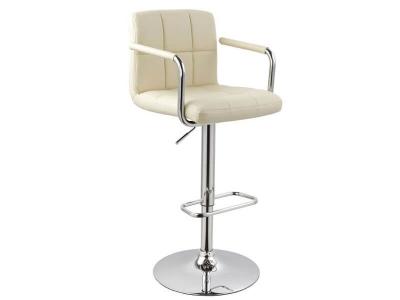 Барный стул WY-451U Бежевый