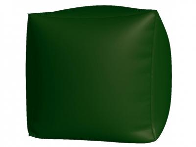 Пуфик Куб макси нейлон зеленый