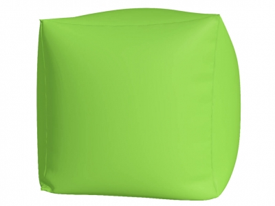 Пуфик Куб макси нейлон салатовый