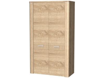 Шкаф для одежды Магнолия ГМ-1 1204х552х2090 Дуб Бардолино