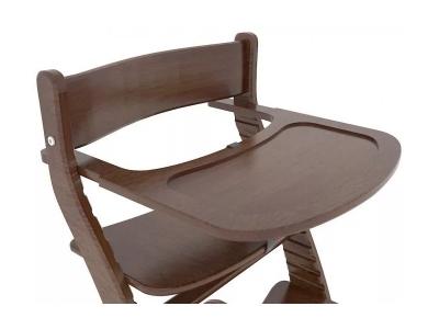 Столик для кормления Усура коричневый