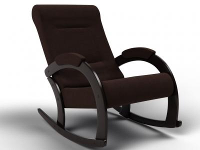 Кресло-качалка Венето шоколад
